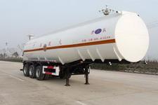 开乐牌AKL9402GHYA型化工液体运输半挂车图片