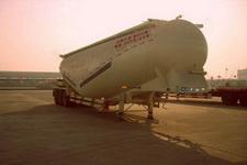 华宇达牌LHY9408GFL型粉粒物料运输半挂车图片