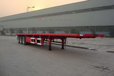 万事达牌SDW9400P型平板运输半挂车