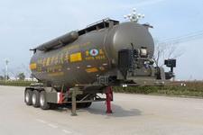 开乐牌AKL9405GFL型粉粒物料运输半挂车图片