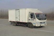 福田牌BJ5049V8BEA-6型厢式运输车图片