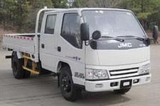 江铃汽车国四单桥货车109马力5吨以下(JX1041TSG24)