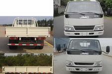 江铃牌JX1041TSG24型载货汽车图片