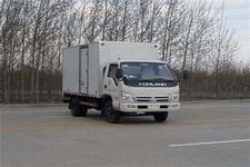 时代汽车国四单桥厢式运输车95-113马力5吨以下(BJ5043V9BEA-D)