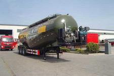 华宇达牌LHY9406AGFL型粉粒物料运输半挂车图片
