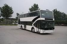 11.3米|10-72座宇通双层城市客车(ZK6116HNGSAA)