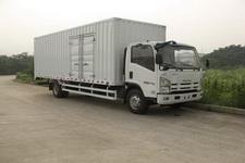 庆铃牌QL5100XXY9PARJ型厢式运输车图片