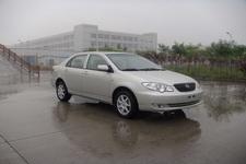 比亚迪牌QCJ7160A4/CNG型两用燃料轿车图片