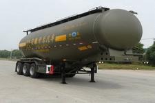 开乐牌AKL9409GFL型中密度粉粒物料运输半挂车图片