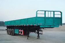 华昌牌QDJ9402ZZX型自卸运输半挂车图片