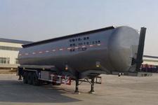 华宇达牌LHY9408AGFL型低密度粉粒物料运输半挂车图片