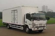 庆铃牌QL5080XXY9PARJ型厢式运输车图片