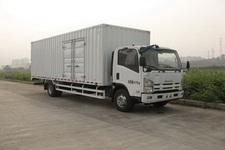 庆铃牌QL5090XXY9PARJ型厢式运输车图片