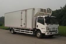庆铃牌QL5100XLC9PARJ型冷藏车图片