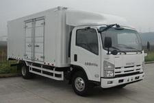 庆铃牌QL5090XXY9KARJ型厢式运输车图片