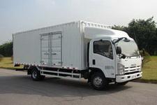 庆铃牌QL5090XXY9LARJ型厢式运输车图片