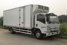 庆铃牌QL5090XLC9MARJ型冷藏车图片