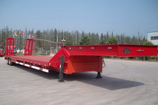 国世华邦16米30吨4轴低平板半挂车(XHB9402TDP)