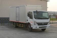 东风凯普特国四单桥厢式运输车116-131马力5吨以下(EQ5040XXY9BDDAC)