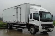 庆铃牌QL5160XXY9NFR1J型厢式运输车图片
