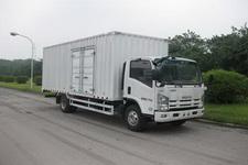 庆铃牌QL5100XXY9MARJ型厢式运输车图片
