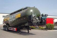 华宇达牌LHY9406GFLB型低密度粉粒物料运输半挂车图片