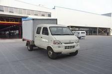 南骏汽车国四微型厢式运输车82马力5吨以下(CNJ5030XXYRS28M1)