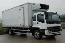 庆铃牌QL5160XLC9RFRJ型冷藏车图片