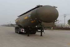开乐牌AKL9401GFLA型中密度粉粒物料运输半挂车图片
