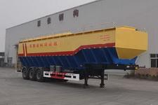 川牧牌CXJ9381ZSL型散装饲料运输半挂车图片