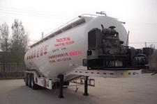 云台牌XLC9400GFL型低密度粉粒物料运输半挂车图片