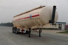 开乐牌AKL9400GFLA4型低密度粉粒物料运输半挂车图片