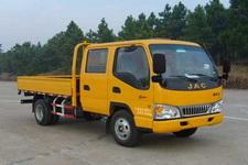 江淮国四单桥货车87马力2吨(HFC1041R93K5C2)