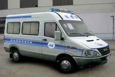 依维柯牌NJ5044XFYQC型防疫车图片