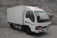 庆铃牌QL5040XXY3EARJ型厢式运输车图片