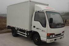 庆铃牌QL5040XXY3FARJ型厢式运输车图片