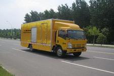 龙帝牌SLA5100XGCQL型工程车