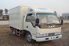 江淮康铃国四单桥厢式运输车68马力5吨以下(HFC5042XXYP94K1B3)