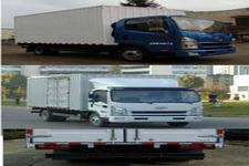 解放牌CA5040XXYK6L3E4型厢式运输车图片