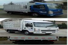 解放牌CA5040CCYK6L3E4型仓栅式运输车图片