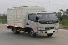 东风凯普特国四单桥仓栅式运输车116-131马力5吨以下(DFA5041CCY39D6AC)