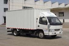 一汽红塔国四单桥厢式运输车87-107马力5吨以下(CA5040XXYK2L3E4-1)