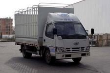 解放牌CA5040CCYK2L3E4-1型仓栅式运输车图片