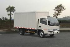 东风凯普特国四单桥厢式运输车116-131马力5吨以下(DFA5040XXY39D6AC)