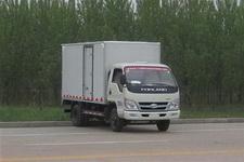 时代汽车国四单桥厢式运输车68-82马力5吨以下(BJ5042XXY-X1)