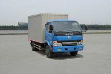 东风福瑞卡国四单桥厢式运输车87-129马力5吨以下(EQ5040XXYAC)