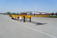宇田牌LHJ9150TJZ型空载集装箱运输半挂车图片