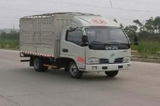 东风多利卡国四单桥仓栅式运输车82-102马力5吨以下(DFA5041CCY35D6AC)