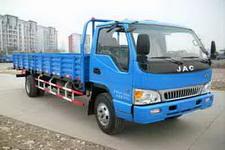 江淮骏铃国四单桥货车124-156马力5-10吨(HFC1092P91K1D3)