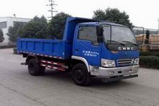 南骏牌CNJ3040ZED28M型自卸汽车图片